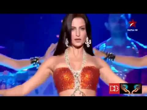 Video Elli Avram Afghan Jalebi Hot Live Performance   BIG Star Entertainment Awards 2016   YouTube 720p download in MP3, 3GP, MP4, WEBM, AVI, FLV January 2017