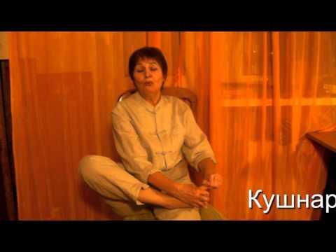 Убираем косточку на ногах народными методами (видео)