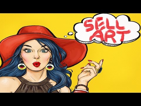 Tutorial: How to Standout as an Artist and Sell More Art!