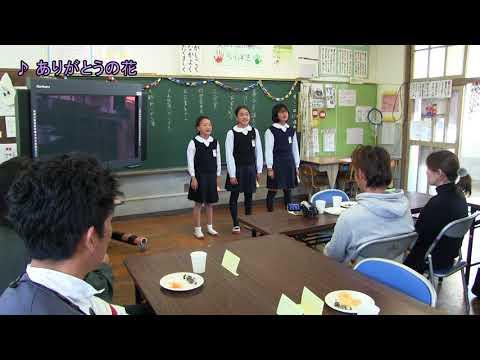 種子島の学校活動:古田小学校卒業生を祝う喜びを語る会