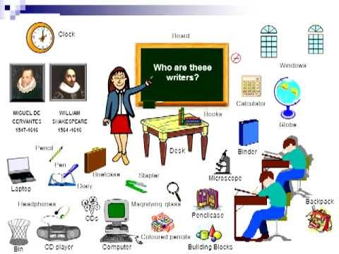 """thesis teaching english vocabulary classroom Using visual materials in teaching vocabulary in english as a foreign language classrooms with young learners dorela kaçauni konomi """"fan s."""