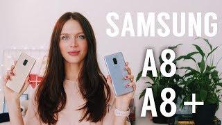 Samsung Galaxy A8 - труба для бати