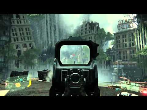 crysis 3 e3 gameplay demo - Crysis is back and more beautiful than ever in this explosive live gameplay demo from E3 2012! See how the third Crysis will look and feel in this extended d...