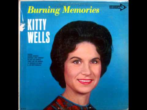 Kitty Wells - Let Me Help You Forget