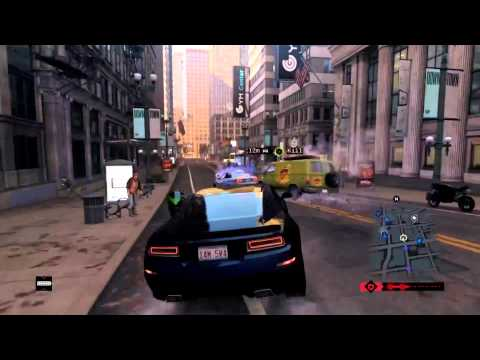 info - WATCH DOGS Multiplayer Gameplay Walkthrough Online Info PC/PS4/PS3/Xbox360/XOne HD1080p Multiplayer The game features an asynchronous multiplayer element. The