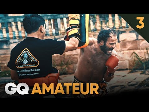 Perdu dans la jungle à 3 jours du combat | AMATEUR - S1 Ep 3 | GQ Originals