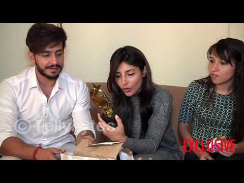 Param Singh and Harshita Gaur Gift Segment Part 03