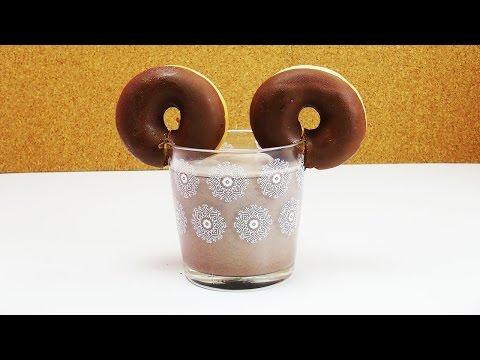 Mickey Mouse in 3 Minuten   Tolle Ideen für den Kaffeklatsch mit Kindern   Deutsch