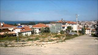 bayraktepe mahallesinden yalova sahili görüntüleri