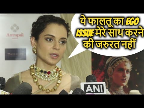 Kangana Ranaut on Karni Sena's Threats | Angry Reaction | Karni Sena Threats vs Kangana
