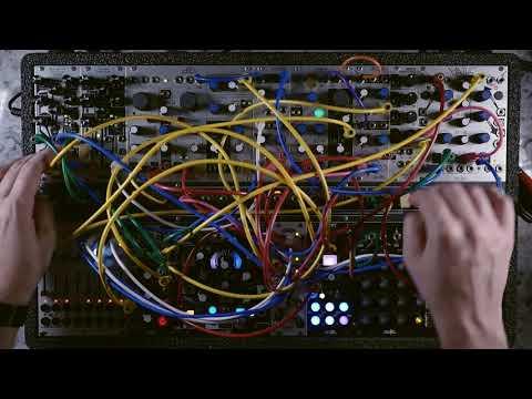 Only A Test - Modular Synth Improv