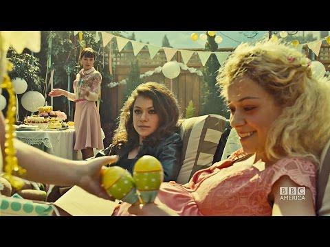 Orphan Black Season 3 - Helena's Baby Shower (Ep 1 Spoilers)