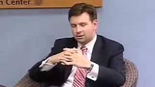 Josh Earnest Deputy Press Secretary To Obama  (April 2010)