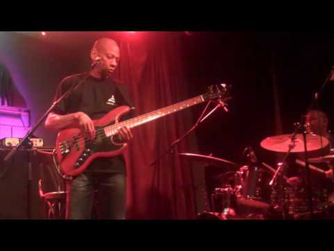 Reggie Washington Quartet en Cafe Berlín (Madrid) 3-3-17