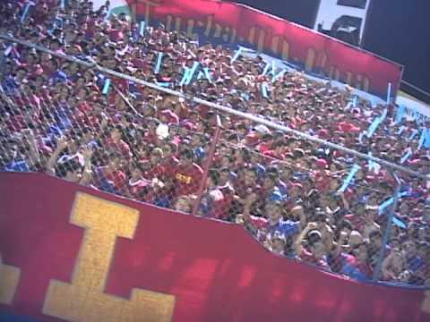 EL COLOR DE LA SEMIFINAL FAS 1-0 J. INDEPENDIENTE - Turba Roja - Deportivo FAS