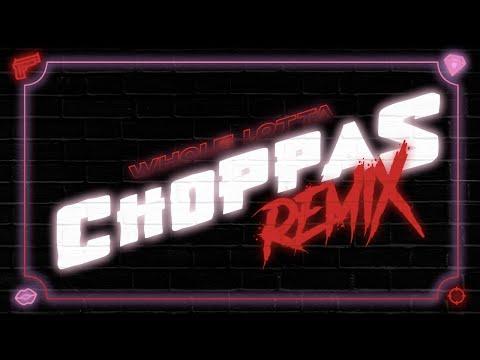 Sada Baby - Whole Lotta Choppas [Remix] ft. Nicki Minaj (Lyric Video)