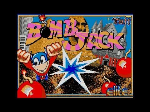 Mighty Bomb Jack Atari