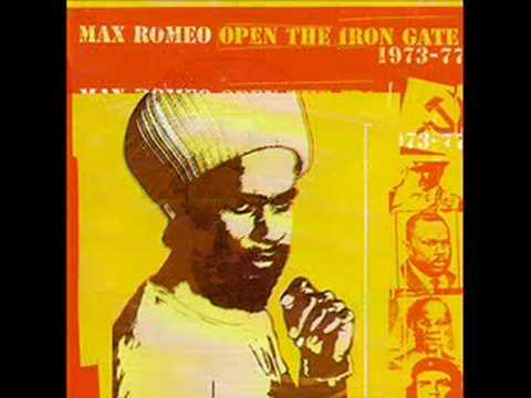 Max Romeo - No Peace lyrics