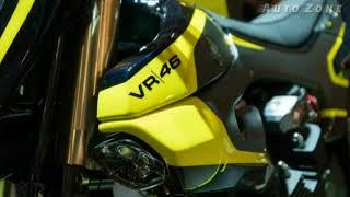 1. This is Rossi's Yamaha XJR1300 Flat Tracker Custom | Yamaha XJR1300 New Model