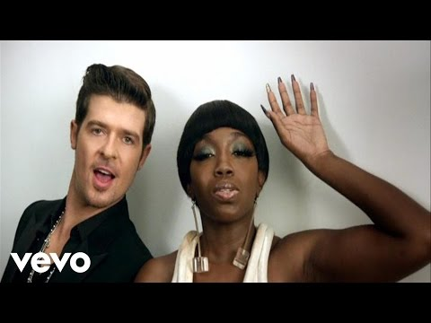 0 Watch Robin Thicke ft. Estelle: Rollacoasta (video)