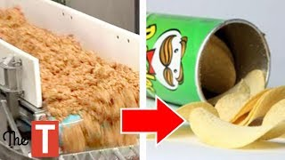 Video 10 Foods You'll NEVER Buy Again After Knowing How They Are Made MP3, 3GP, MP4, WEBM, AVI, FLV Juli 2018