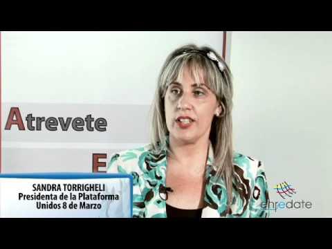Sandra Torrigheli - Entrevista Enrédate Elx-Baix Vinalopó 2012