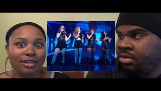 LITTLE MIX - TOWERS LIVE - REACTION