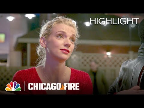 Casey Gets Jealous Over Brett - Chicago Fire