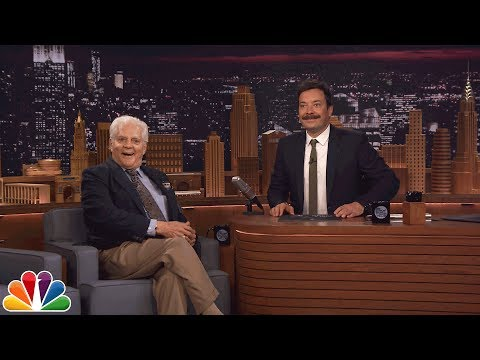 Jimmy Fallon Interviews 92YearOld Audience Member Who Was Once a Guest on Johnny Carson s Tonight