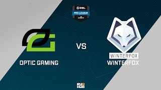 OpTic vs Winterfox, game 1