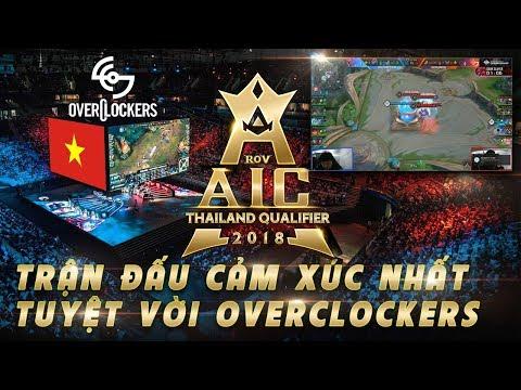 Trận Đấu Khiến Cả Thế giới Nể Phục Liên Quân Mobile Việt Nam | Quá Tuyệt Vời Team Overclockers - Thời lượng: 35:05.