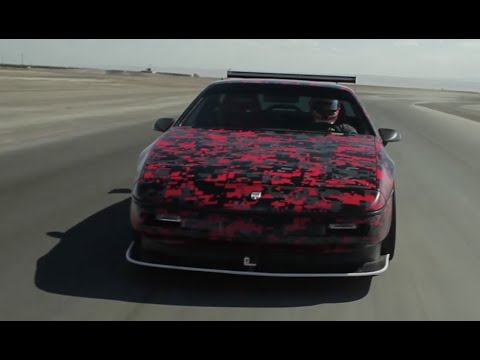 How to Turn a Fiero Into a Track Car - /MATT FARAH