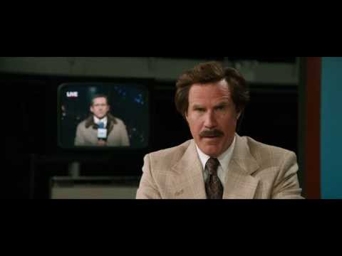 Anchorman: The Legend Continues (TV Spot 'Big Leagues')