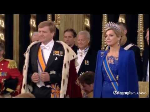 King - The Netherlands' Willem-Alexander was sworn in as Europe's youngest monarch on Tuesday after his mother, Queen Beatrix, abdicated and his country hailed the ...