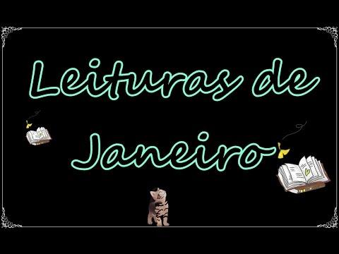 Leituras de Janeiro (2017) | Um Livro e Só