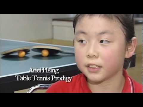 Ariel Hsing interview with Rick Quan