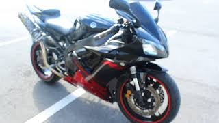 7. 2003 Yamaha YZF-R1 FOR SALE Engine Startup and Review - RIDE PRO