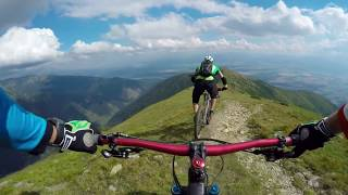 Video Five star mountainbike trails in Slovakia MP3, 3GP, MP4, WEBM, AVI, FLV Juli 2017