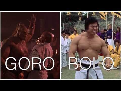 Mortal Kombat and Enter the Dragon Are the Same Movie [1:17]