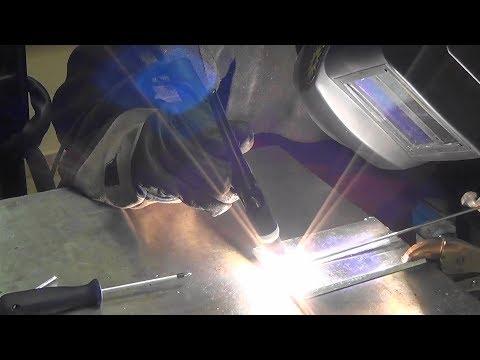 Soldadura TIG aluminio - Você comprou sua máquina de solda Inversora para soldar alumínio,mas nunca soldou alumínio. Então veja neste neste primeiro vídeo de uma série que será dedic...