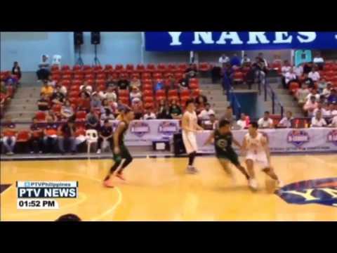 SPORTS BALITA: Juami Tiongson, pinapirma ng kontrata ng NLEX Road Warriors