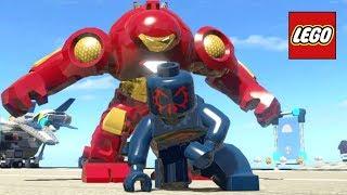 LEGO Marvel Super Heroes Gameplay em português. Jogando com a Hulkbuster e o Homem-Aranha 2099. Terminamos o modo história e agora é hora de jogarmos missões BÔNUS/extras para coletar blocos dourados, desbloquear personagens e brincar um monte na cidade de Nova York! Deixa o seu LIKE se você gosta do canal e da série, inscreva-se e me siga nas redes sociais!Canal da minha parceira :http://bit.ly/2k2nQOx-NicolleGostou do canal? Inscreva-se pra não perder mais nada e nunca esqueça de deixar seu gostei pra ajudar no crescimento desse conteúdo que você curtiu!Continue se divertindo no canal com essa playlist de LEGO Marvel Super Heroes :http://bit.ly/2kNwNL6L-LEGOMarvelSuperHeroesNão perca nenhuma novidade me seguindo nas redes sociais :Minha parceira Nicolle Wanessa :http://goo.gl/87aTDFTwitter :https://twitter.com/gabrielcalves_Instagram :https://www.instagram.com/gabrielcalves_Quer ajudar o canal? Use a hashtag #GDgameplay no seu nome de usuário! Se fizer, fico imensamente grato!