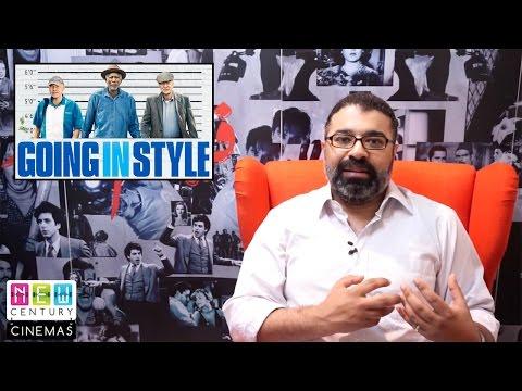 """مراجعة """"فيلم جامد"""" لـ Going in Style: يستهدف فئة عمرية كبيرة"""