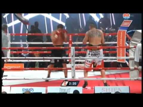 alexander povetkin vs. mariusz wach highlight knockout