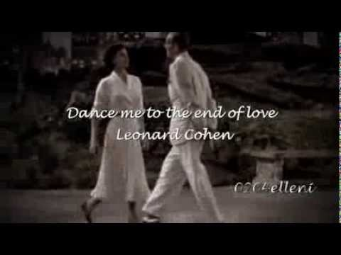 Leonard Cohen Live in Concert- Dance me to the end of Love ...