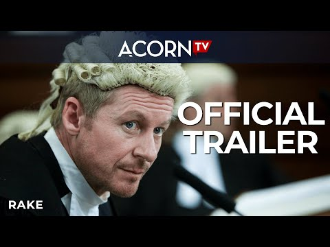 Acorn TV | Rake | Official Trailer