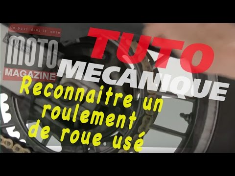 comment demonter roue avant moto