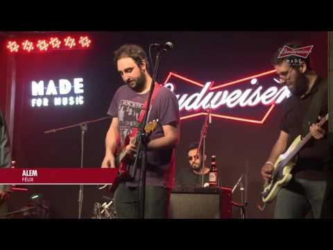 ALEM - Audición Budweiser Made For Music Tucumán 2015