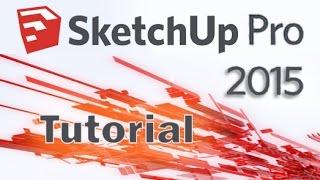 Video SketchUp Pro 2015 - Tutorial for Beginners [COMPLETE - 12 mins!]* MP3, 3GP, MP4, WEBM, AVI, FLV Desember 2017