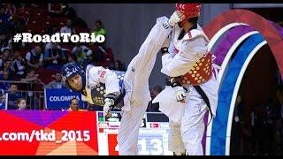 Taekwondo Highlights: Servet Tazegül